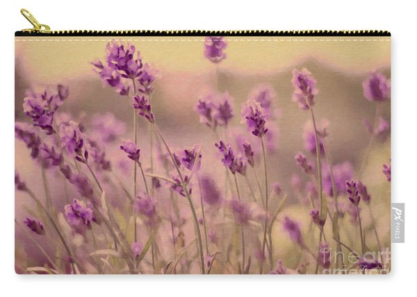 Lavender Dreaming ... Carry-all Pouch