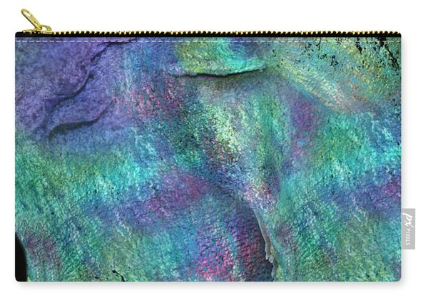 Lavender Fields Carry-all Pouch