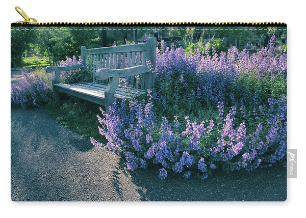 Lavender Light Carry-all Pouch