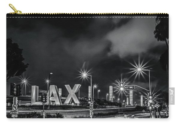 Lax Entry Carry-all Pouch