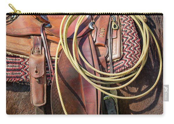 Layers Of Tack Carry-all Pouch