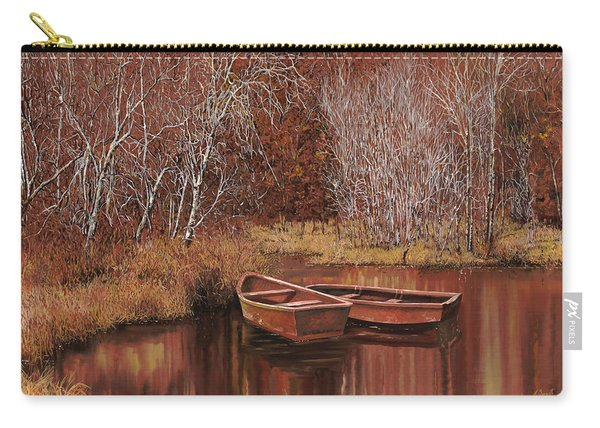Le Barche Sullo Stagno Carry-all Pouch