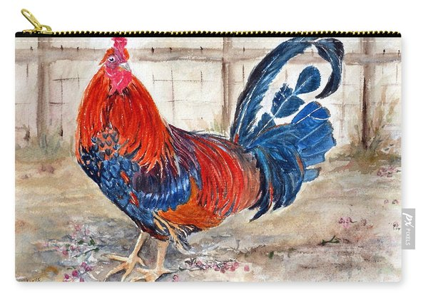 Le Chantecler- King Of The Roost Carry-all Pouch