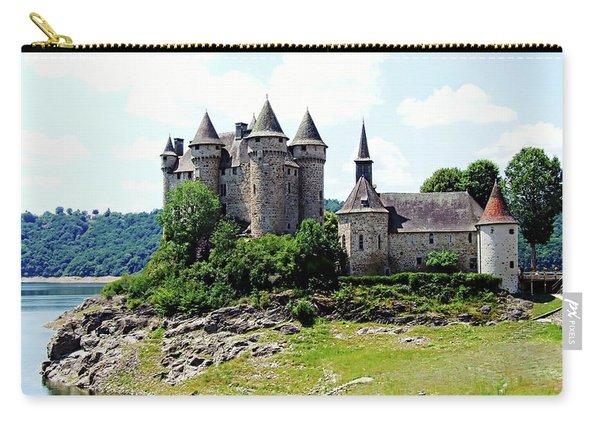 Le Chateau De Val - France Carry-all Pouch