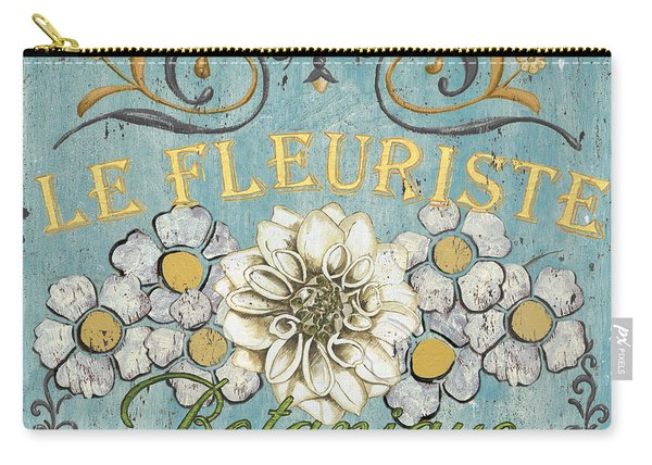 Le Fleuriste De Botanique Carry-all Pouch