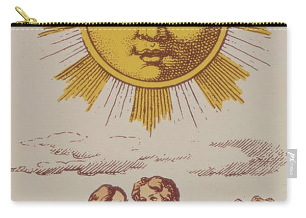 Le Soleil Carry-all Pouch