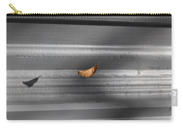 Leaf In Suspense Carry-all Pouch