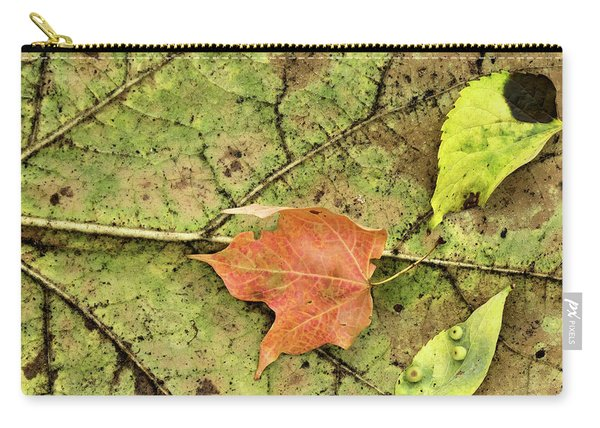 Leaf Litter Carry-all Pouch