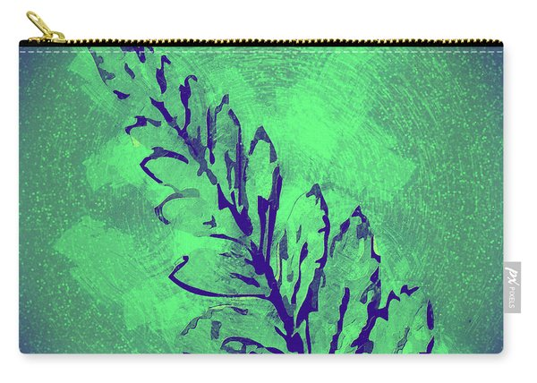 Leaf Painting  Carry-all Pouch