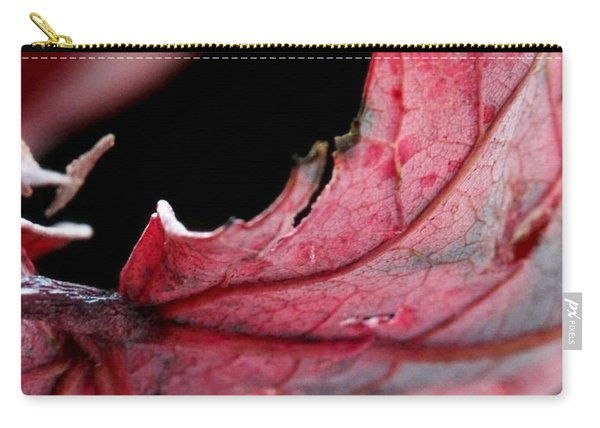 Leaf Study I Carry-all Pouch