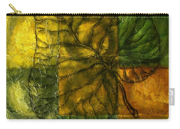 Leaf Whisper Carry-all Pouch