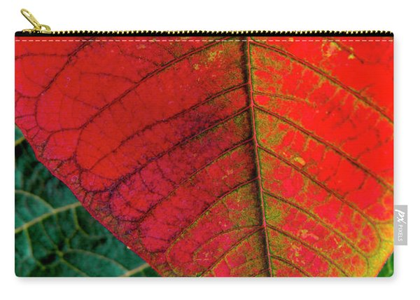 Leafs Macro Carry-all Pouch