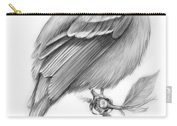 Least Flycatcher Carry-all Pouch