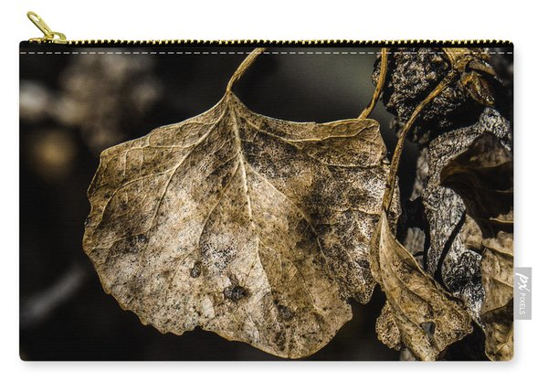 Leaves 4 Carry-all Pouch