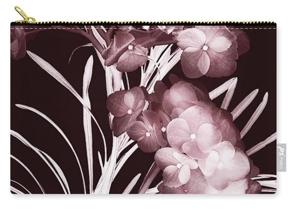 Leaves And Petals I Carry-all Pouch