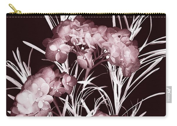 Leaves And Petals II Carry-all Pouch