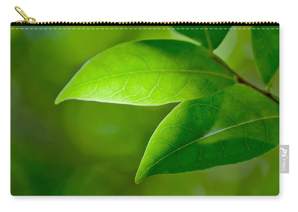 Leaves Of Green Carry-all Pouch