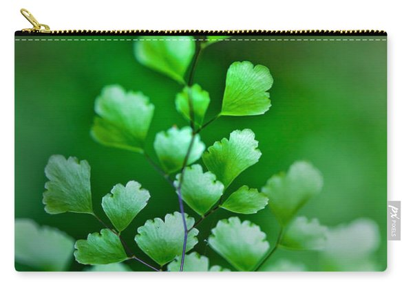 Leaves Rising Carry-all Pouch