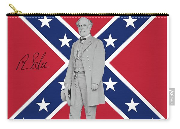 Lee Battleflag Carry-all Pouch