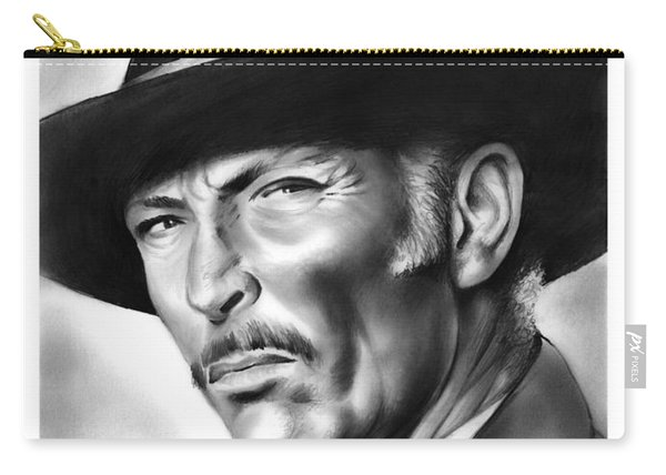 Lee Van Cleef Carry-all Pouch