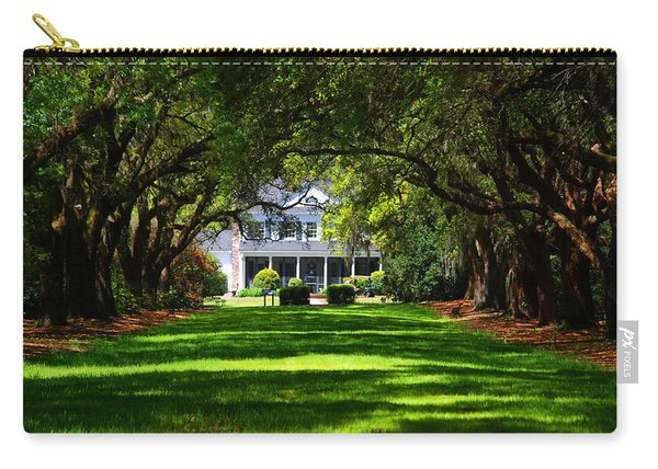 Legare Waring House Charleston Sc Carry-all Pouch