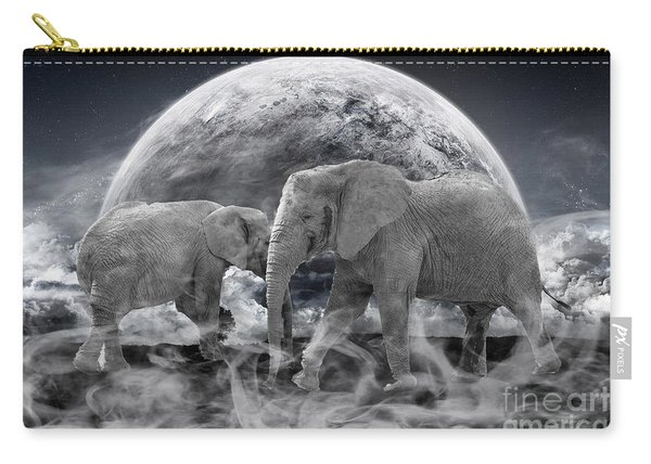 Legends Live On Carry-all Pouch
