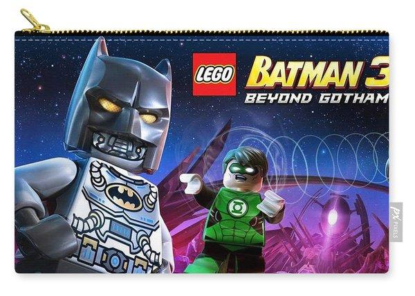 Lego Batman 3 Beyond Gotham Carry-all Pouch