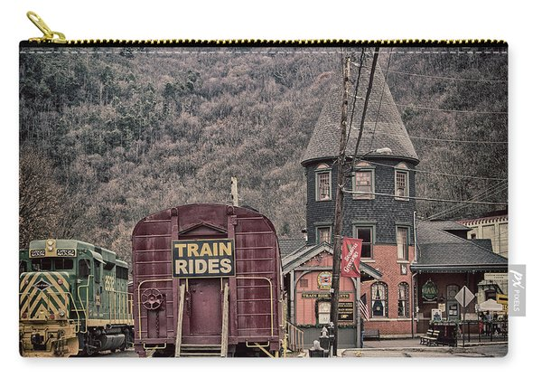 Lehigh Gorge Scenic Railway Carry-all Pouch