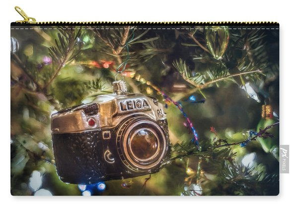 Leica Christmas Carry-all Pouch