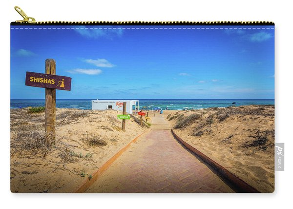 Leisure Beach Carry-all Pouch