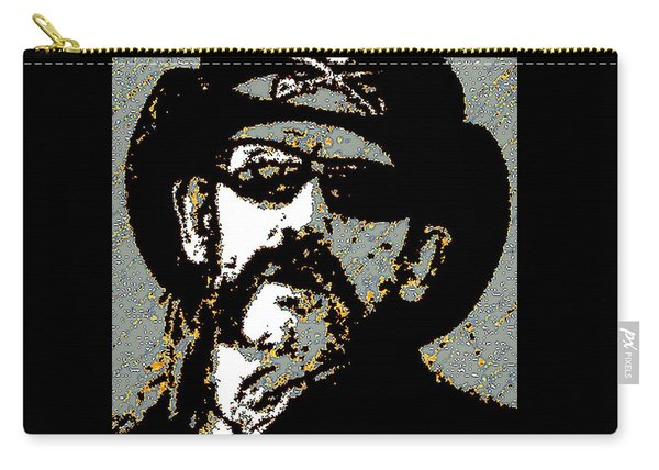 Lemmy K Carry-all Pouch