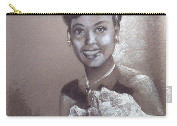 Lena Horne Carry-all Pouch