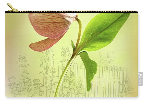 Lenton Rose 1 Carry-all Pouch