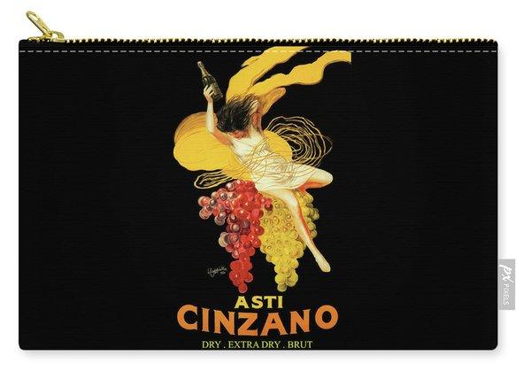 Leonetto Cappiello - Asti Cinzano Carry-all Pouch