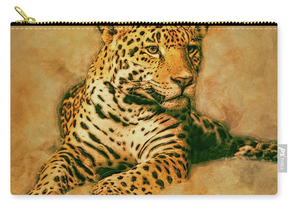 Leopard 3 Carry-all Pouch