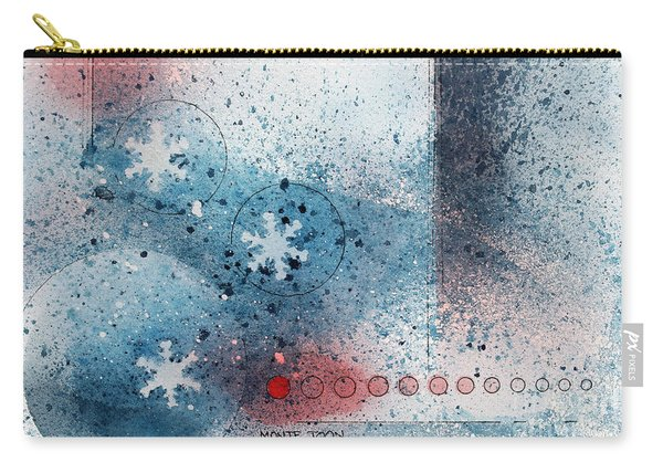 Let It Snow Carry-all Pouch