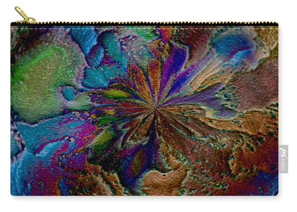 Let The Earth Bring Forth Carry-all Pouch