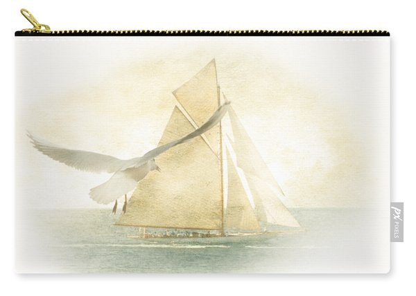 Let Your Spirit Soar Carry-all Pouch