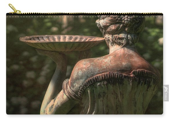 Lexington Bird Lady Carry-all Pouch