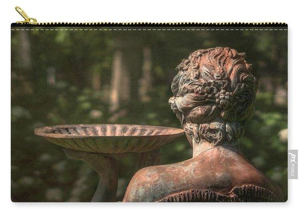 Lexington Bird Lady Carry-all Pouch
