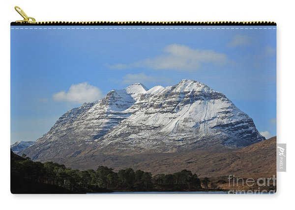 Liatach And Loch Clair Carry-all Pouch