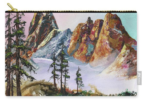 Liberty Bell Mountain Carry-all Pouch