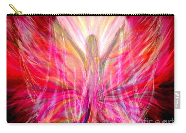 Liberty In My Heart Carry-all Pouch