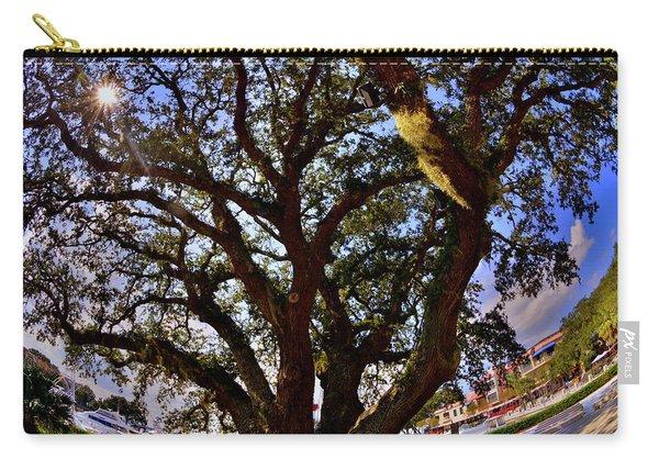 Liberty Oak Harbour Town Hilton Head Sc Carry-all Pouch