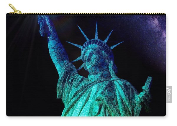 Liberty Sky Carry-all Pouch