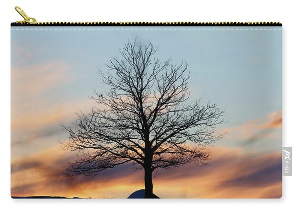 Liberty Tree Sunset Carry-all Pouch