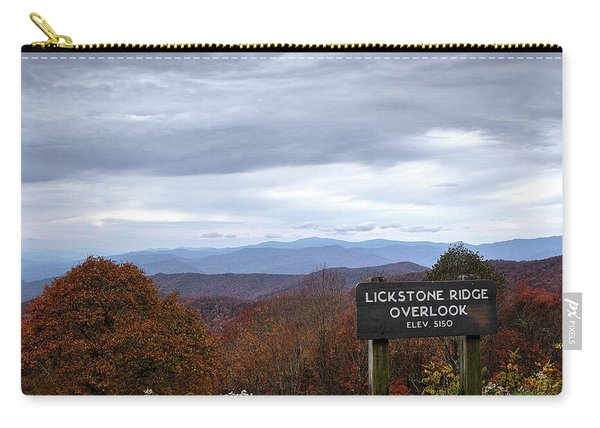 Lickstone Carry-all Pouch