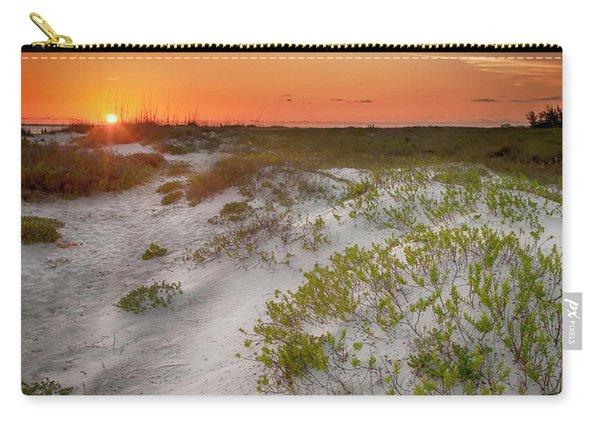 Lido Beach Sunset Carry-all Pouch