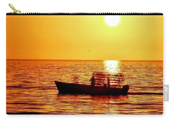 Life At Sea Carry-all Pouch