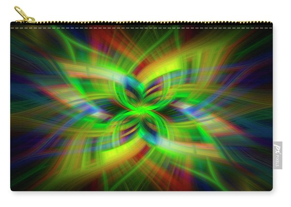 Light Abstract 1 Carry-all Pouch